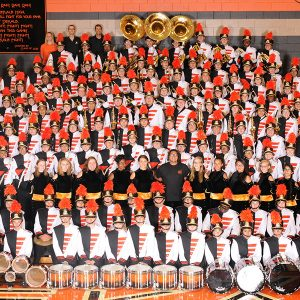 DEKALB HIGH SCHOOL BAND 1x1